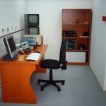 """Лаборатория """"Дозиметрия"""", контролна стая"""